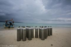 Scuba Preparation, Havelock Island
